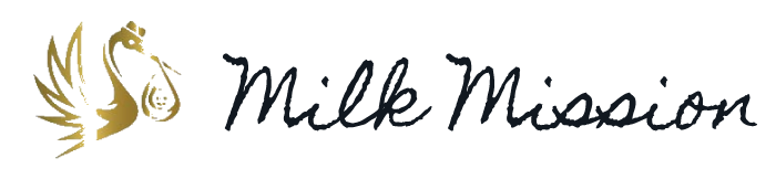 The Milk Mission logo